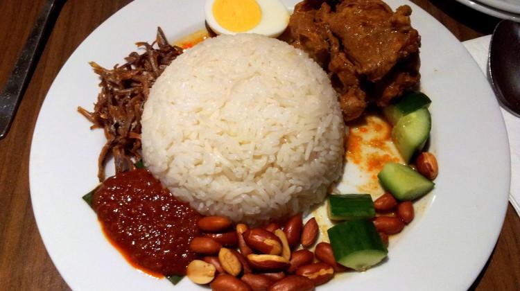 Malaysia Nasi Lemak Recipe