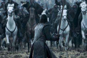 Game of Thrones Season 6 Episode 9 -  The Battle of Bastards