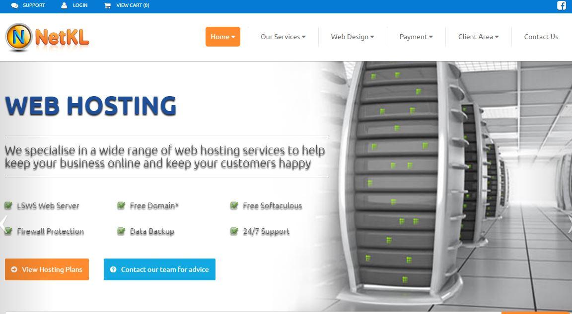 Top 5 Malaysia Best Hosting Provider - NetKL