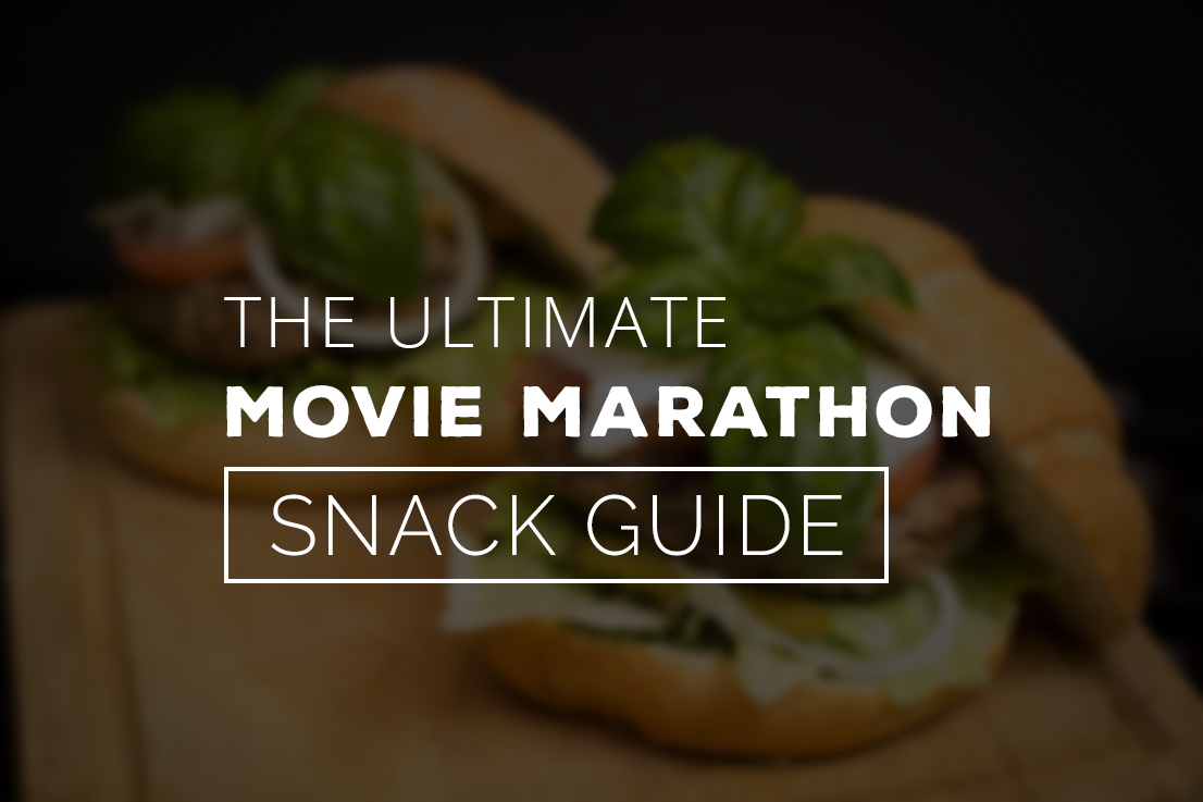 The Ultimate Movie Marathon Snack Guide