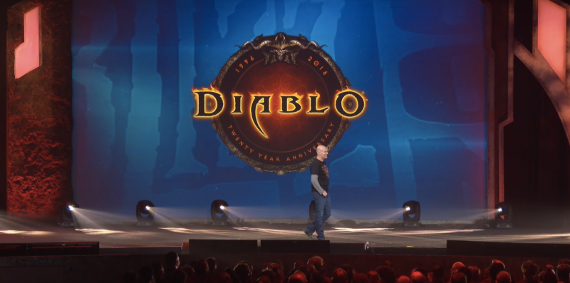 Blizzard Is Remaking Original Diablo!