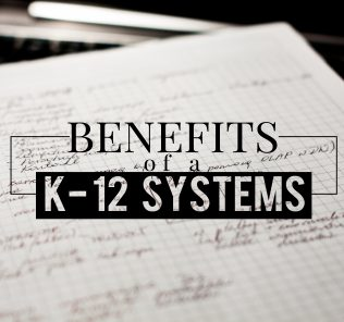 Benefits of K 12 system