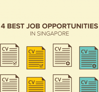 4 Best Job Opportunities in Singapore