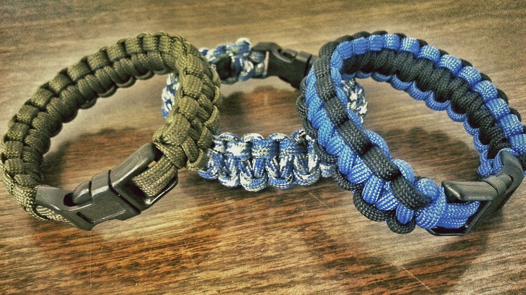 How Your Paracord Bracelet Can Save Your Life